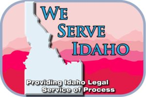 We Serve Idaho